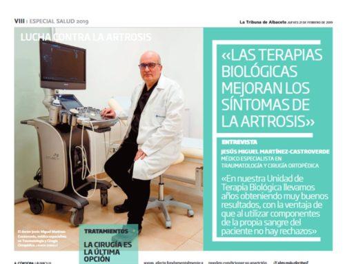Terapias Biológicas para los Síntomas de la Artrosis