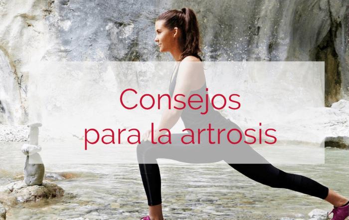 Consejos disminuir artrosis