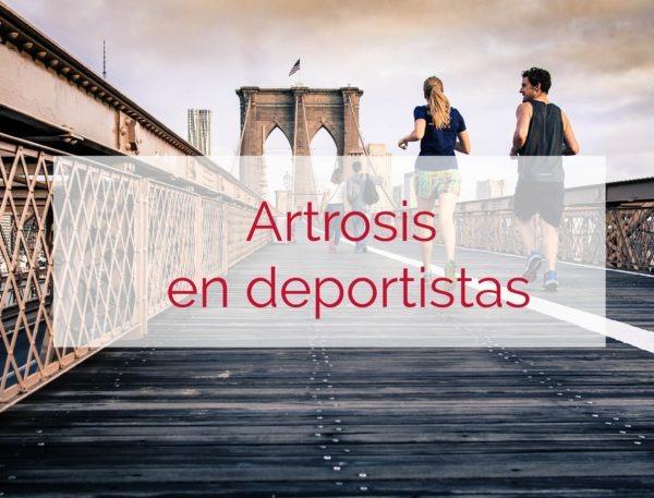 artrosis y deporte