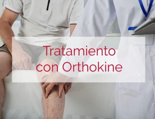 Características del tratamiento con Orthokine