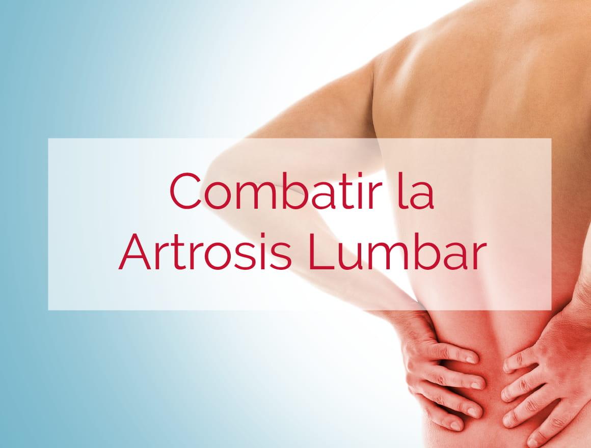 combatir la artrosis lumbar
