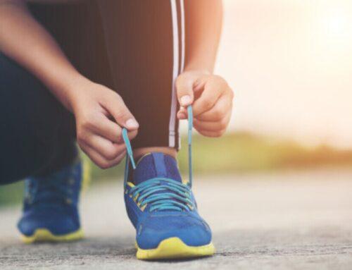 Tabla de ejercicio para la artrosis